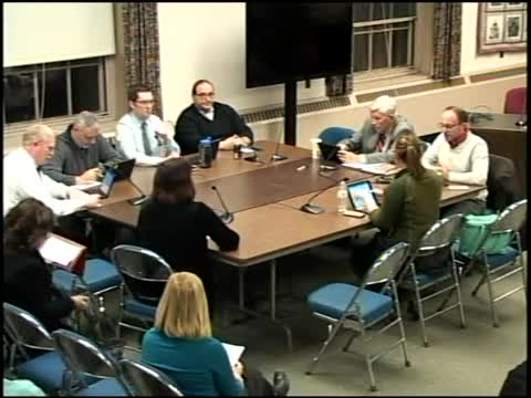 Government Operations Committee Part 1